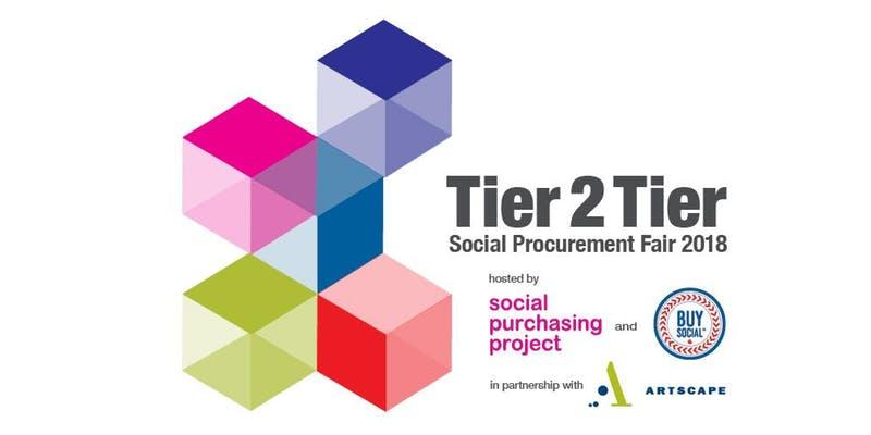 Tier 2 Tier : Social Procurement Focus 2018