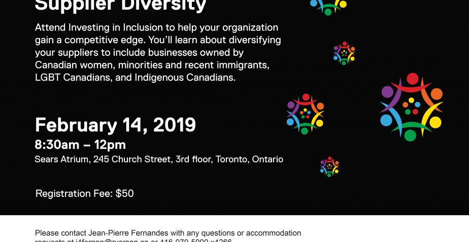 Investing in Inclusion 2019