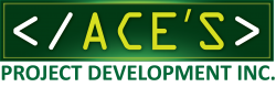 Ace's Development Logo