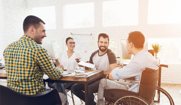 Start Ups for People with Disabilities