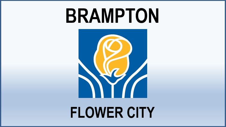 Brampton - Flower City