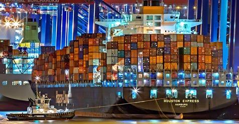 Huston Express ship
