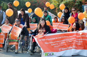 United Nations: International Day of Persons with Disabilities (IDPD), 3 December 2020