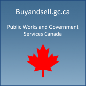 Buy and Sell - Public Works and Government Services Canada