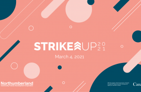 Register NOW for StrikeUP 2021
