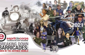 Top Women in Defence 2021: The Award Ceremony That Once Again Wasn't